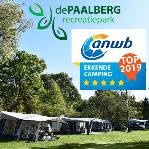 Paalberg ANWB Top Camping 2019